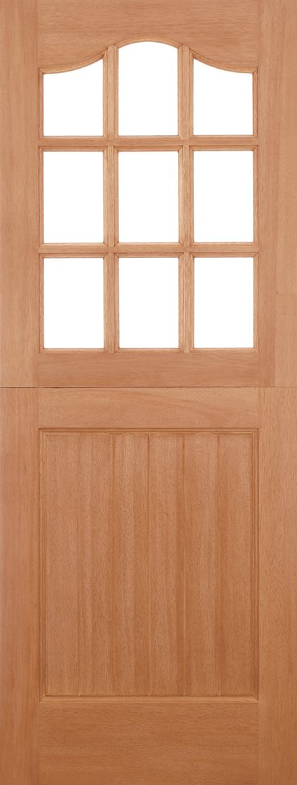 Hardwood Stable Unglazed M&T (9L)